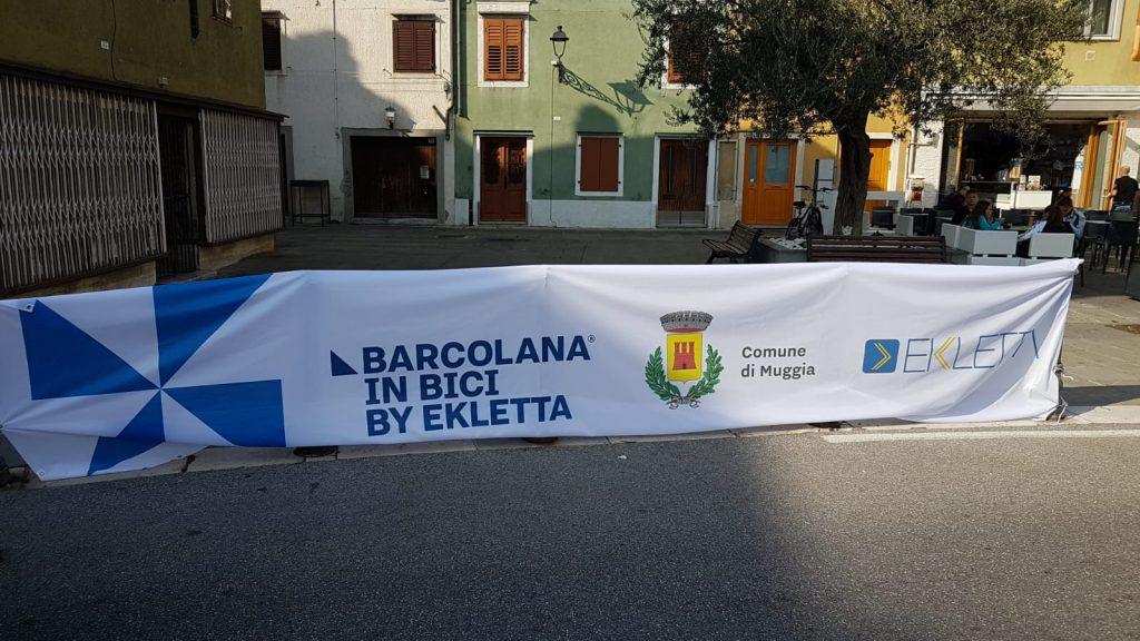 Barcolan in bici by Ekletta