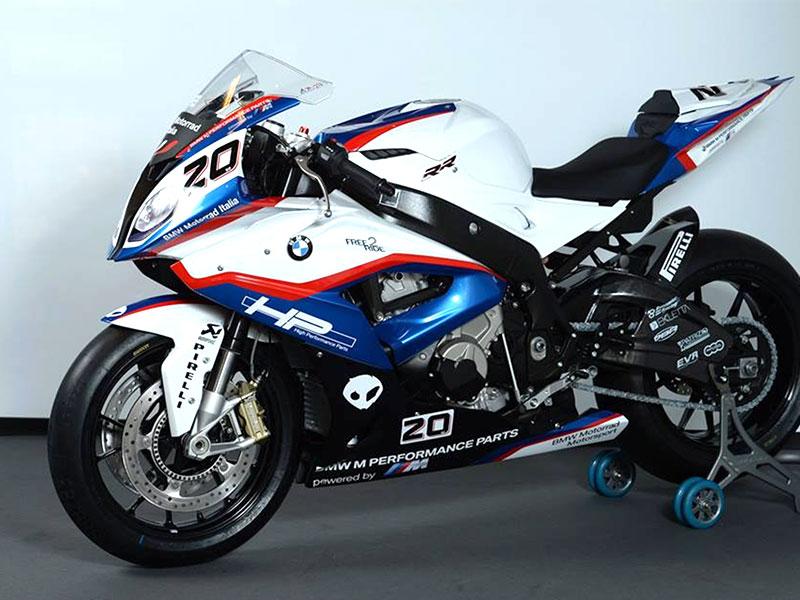 bmw motorrad italia superbike - ekletta